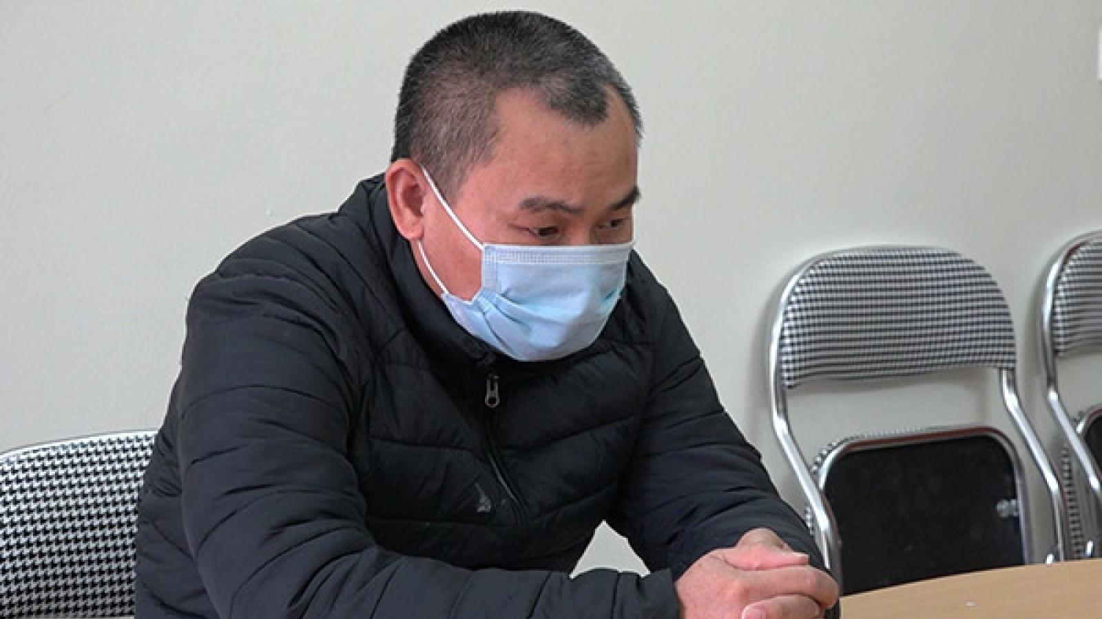 Khởi tố đối tượng tổ chức đưa người Trung Quốc nhập cảnh trái phép