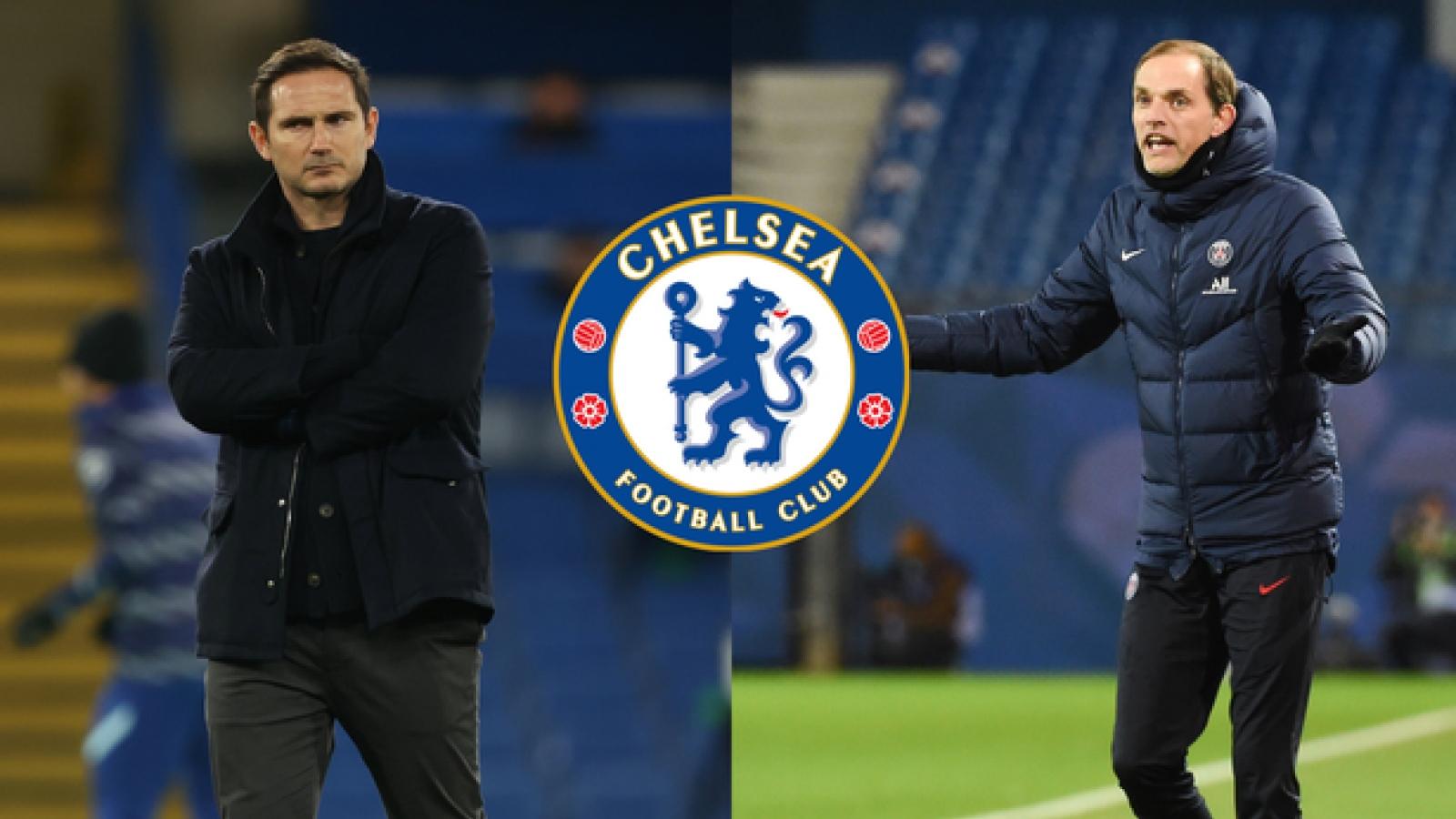 Chelsea chính thức sa thải Frank Lampard, Thomas Tuchel chuẩn bị kế nhiệm