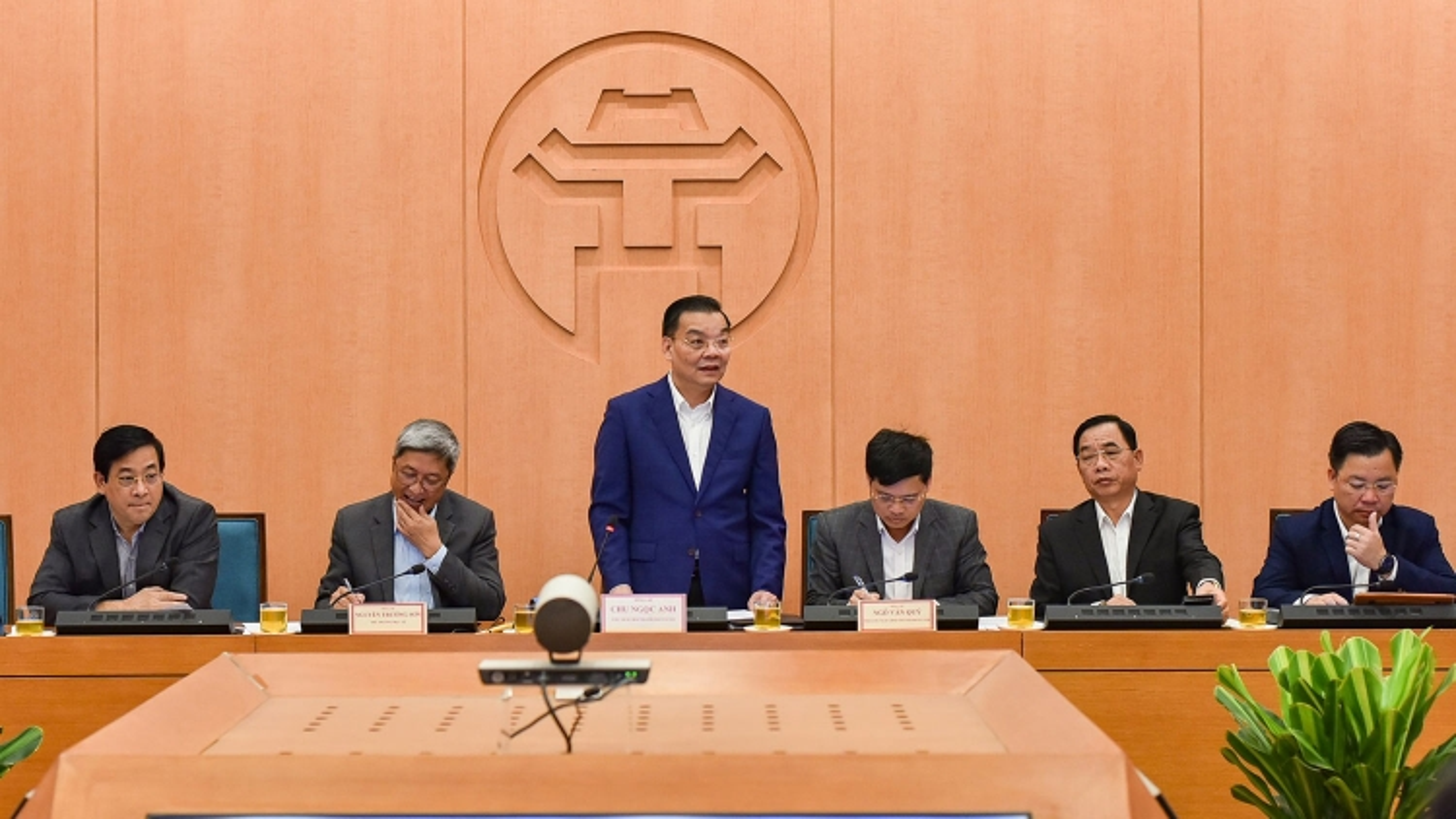 Chủ tịch Hà Nội có công điện hỏa tốc phòng chống, dịch COVID-19