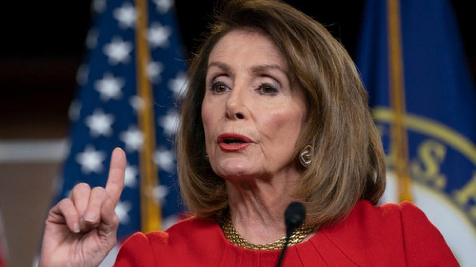 Chủ tịch Hạ viện Mỹ kêu gọi Cảnh sát trưởng Quốc hội từ chức