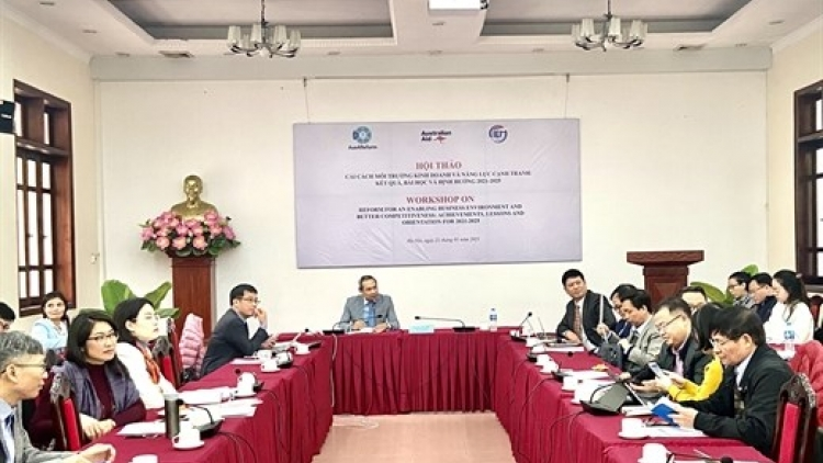 Experts discuss measures to improve business environment