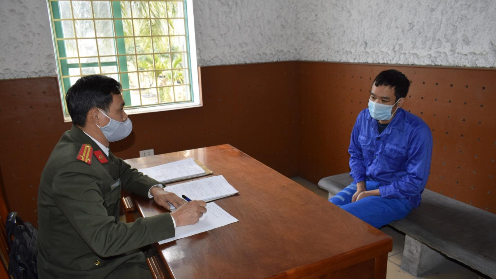 Khởi tố các đối tượng trong đường dây đưa 9 người Trung Quốc nhập cảnh trái phép