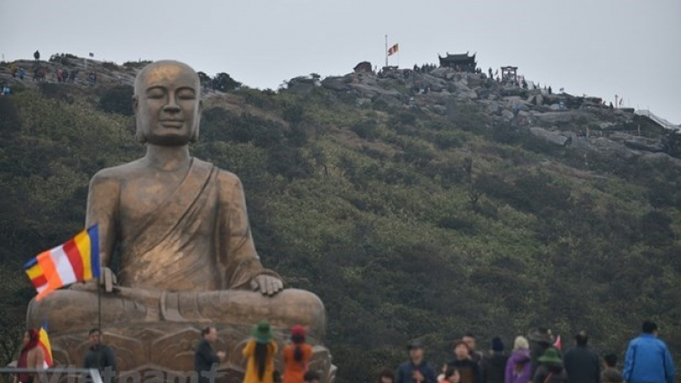 Brief nomination report on Yen Tu complex to be submitted to UNESCO