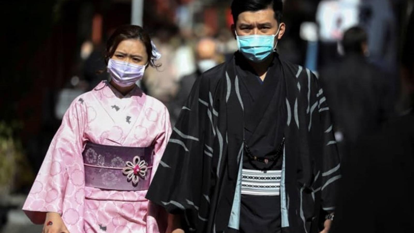 """Tình trạng khẩn cấp có thể khiến nền kinh tế Nhật Bản """"sụt giảm kép"""""""