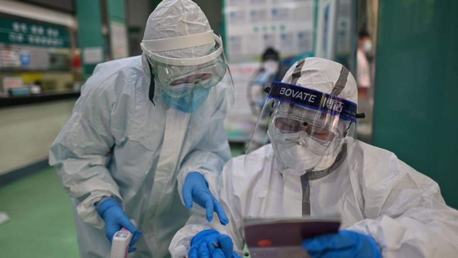 Chuyêngia điều tra nguồn gốc Covid-19 của WHO sẽ tới Trung Quốc ngày 14/1