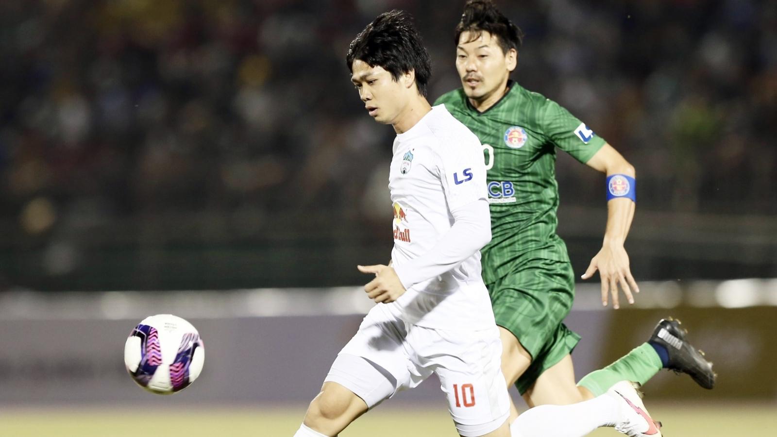 TRỰC TIẾP Sài Gòn FC 1-0 HAGL: Đỗ Merlo trừng phạt Hổ Bi-Rai