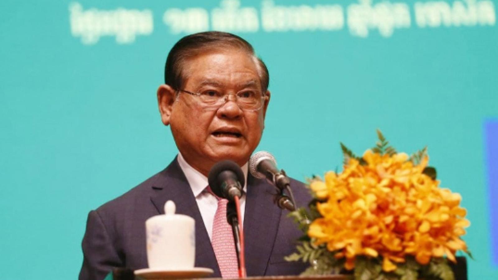 Campuchia có tỷ lệ chênh lệch giới tính cao