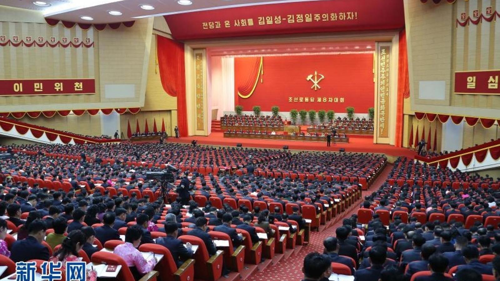 3 quan điểm đáng lưu ý trong Đại hội VIII Đảng Lao động Triều Tiên
