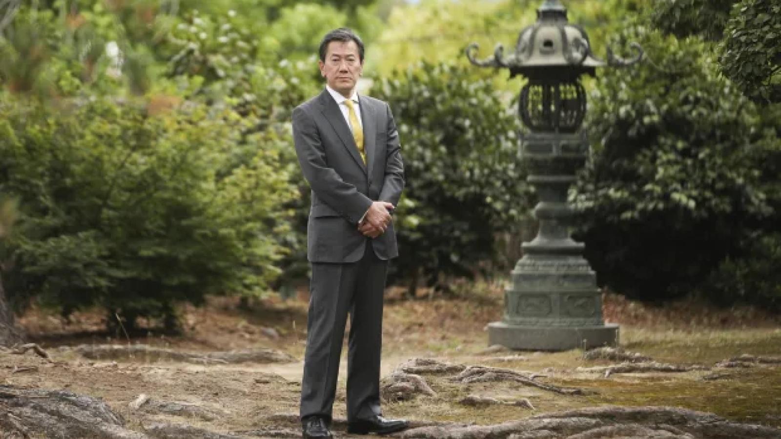 Nhật Bản thúc giục Australia tăng cường sự hiện diện tại biển Hoa Đông