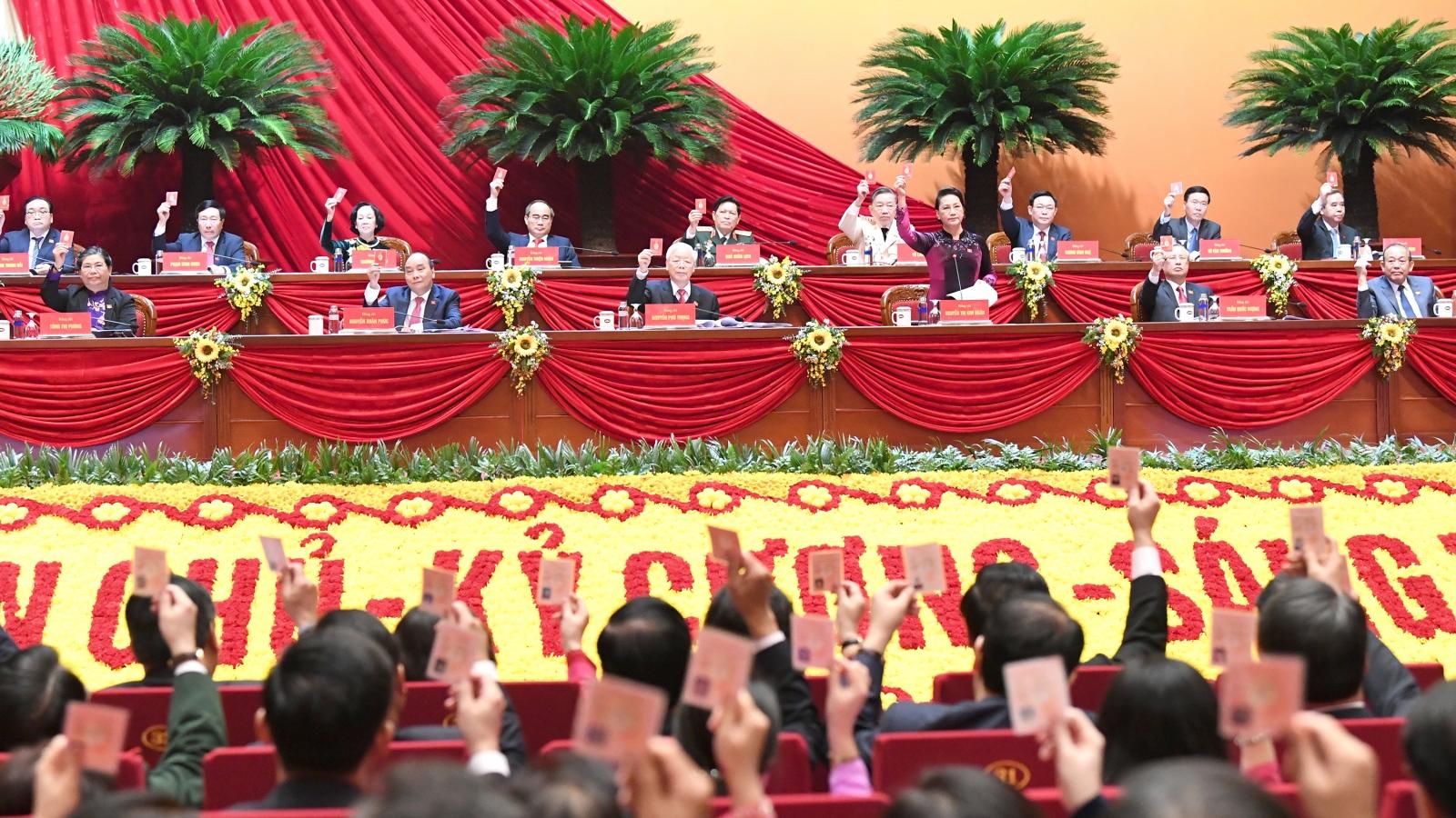 Đại hội XIII của Đảng sẽ bế mạc sớm hơn dự kiến, vào ngày 1/2/2021