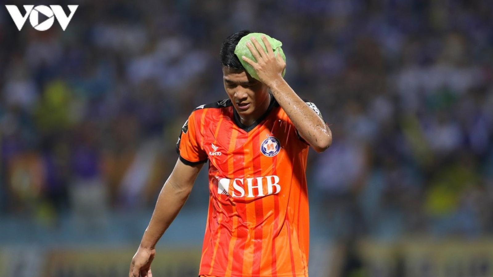 """Đức Chinh tỏa sáng, Đà Nẵng """"hạ đẹp"""" CLB TPHCM vòng mở màn V-League 2021"""