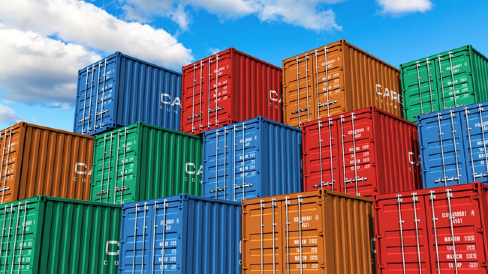 Cước container tăng cao gây khó cho doanh nghiệp sau Covid-19