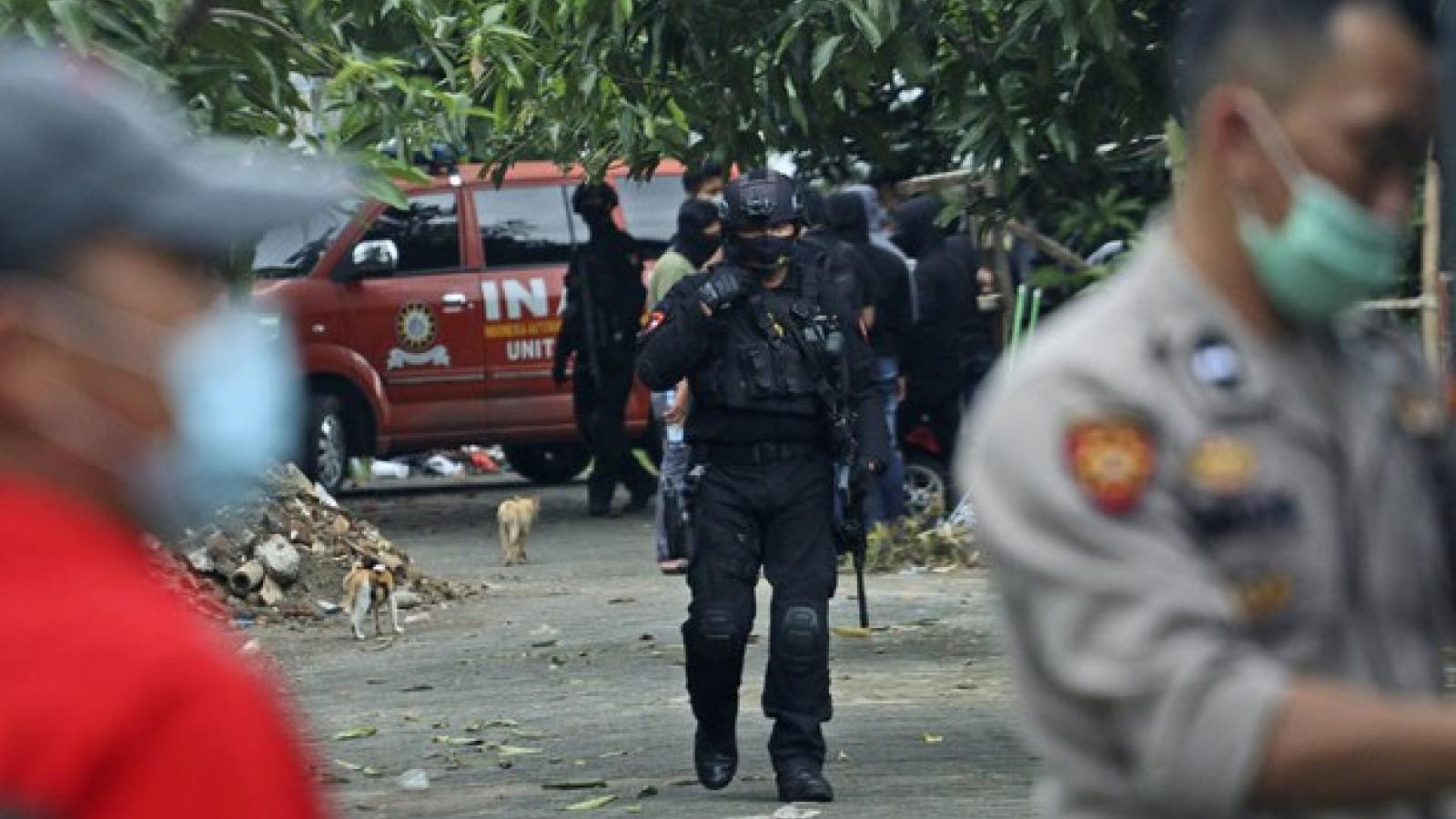Indonesia tiêu diệt 2 nghi phạm liên quan đến vụ đánh bom ở Philippines năm 2019
