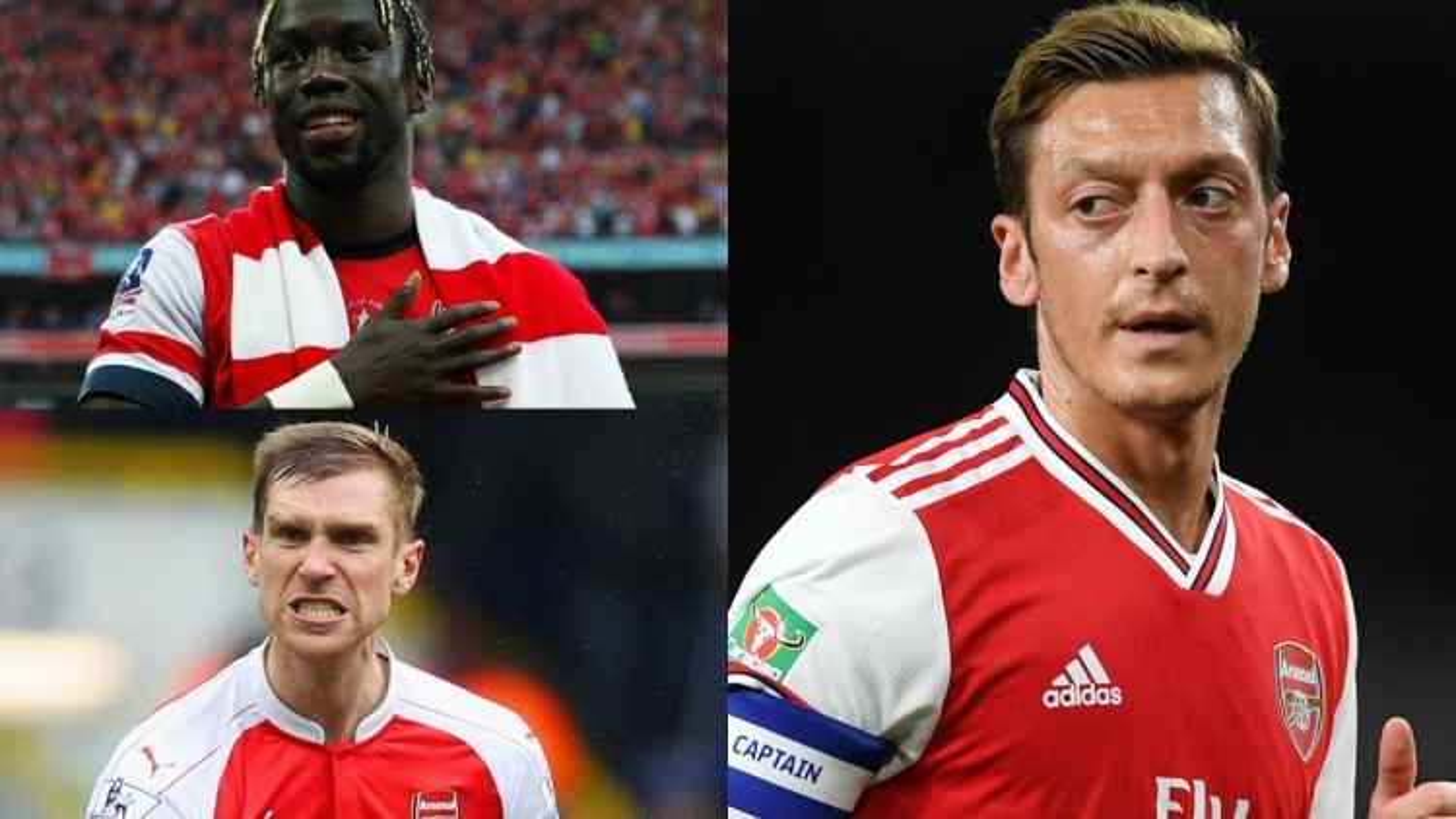 Đội hình trong mơ của Oezil tại Arsenal gồm những ai?