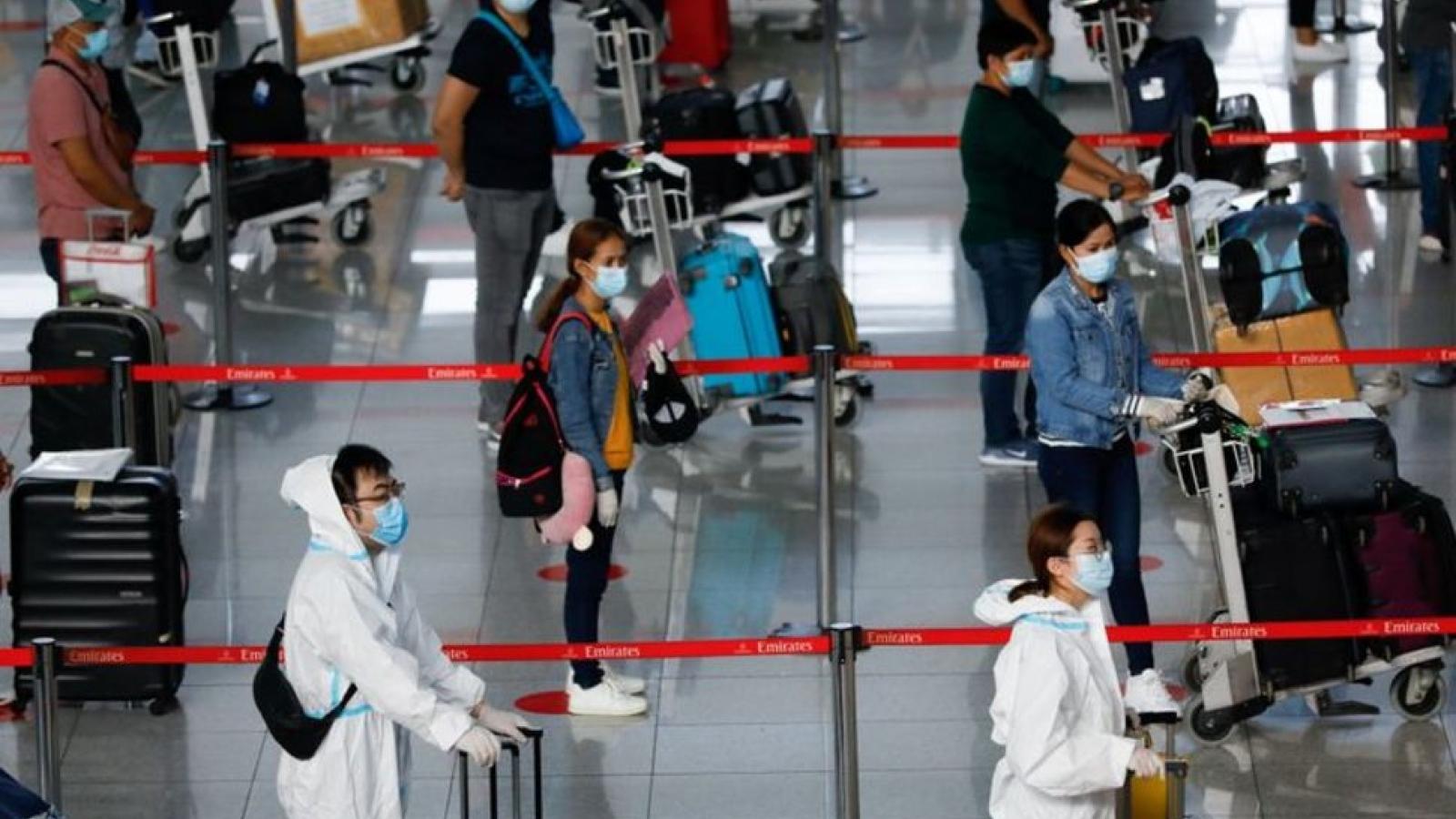 Philippines tạm thời cấm nhập cảnh người đến từ Mỹ vì Covid-19