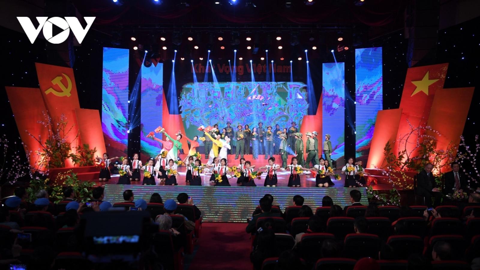 Hàng loạt các sự kiện văn hóa chào mừng Đại hội XIII của Đảng