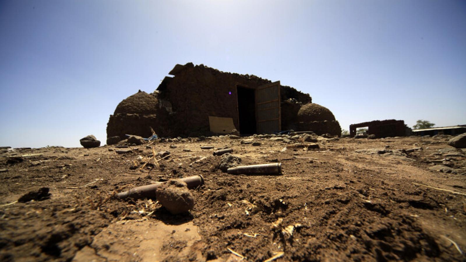 Đụng độ giữa các bộ lạc ở Sudan làm hơn 240 người thương vong