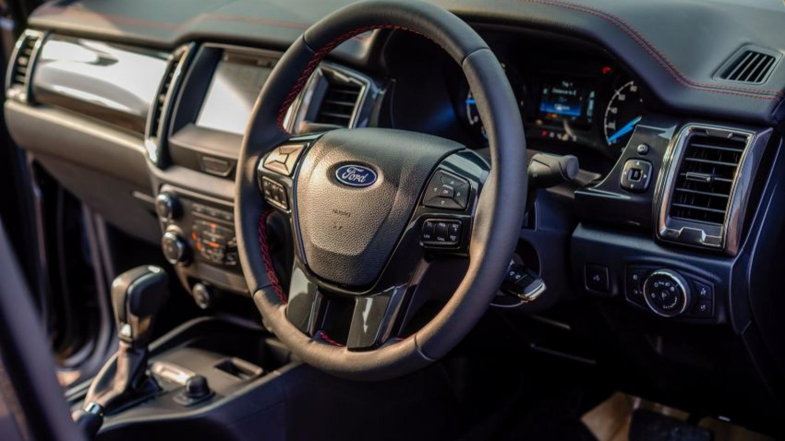Ford phải triệu lỗi 3 triệu xe ô tô do lỗi túi khí Takata