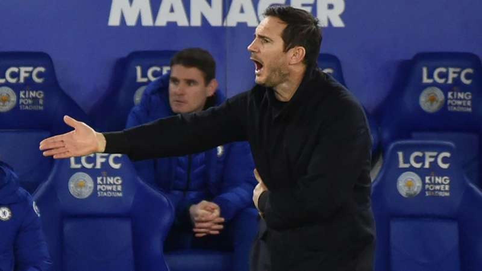 HLV Lampard thừa nhận khả năng bị Chelsea sa thải