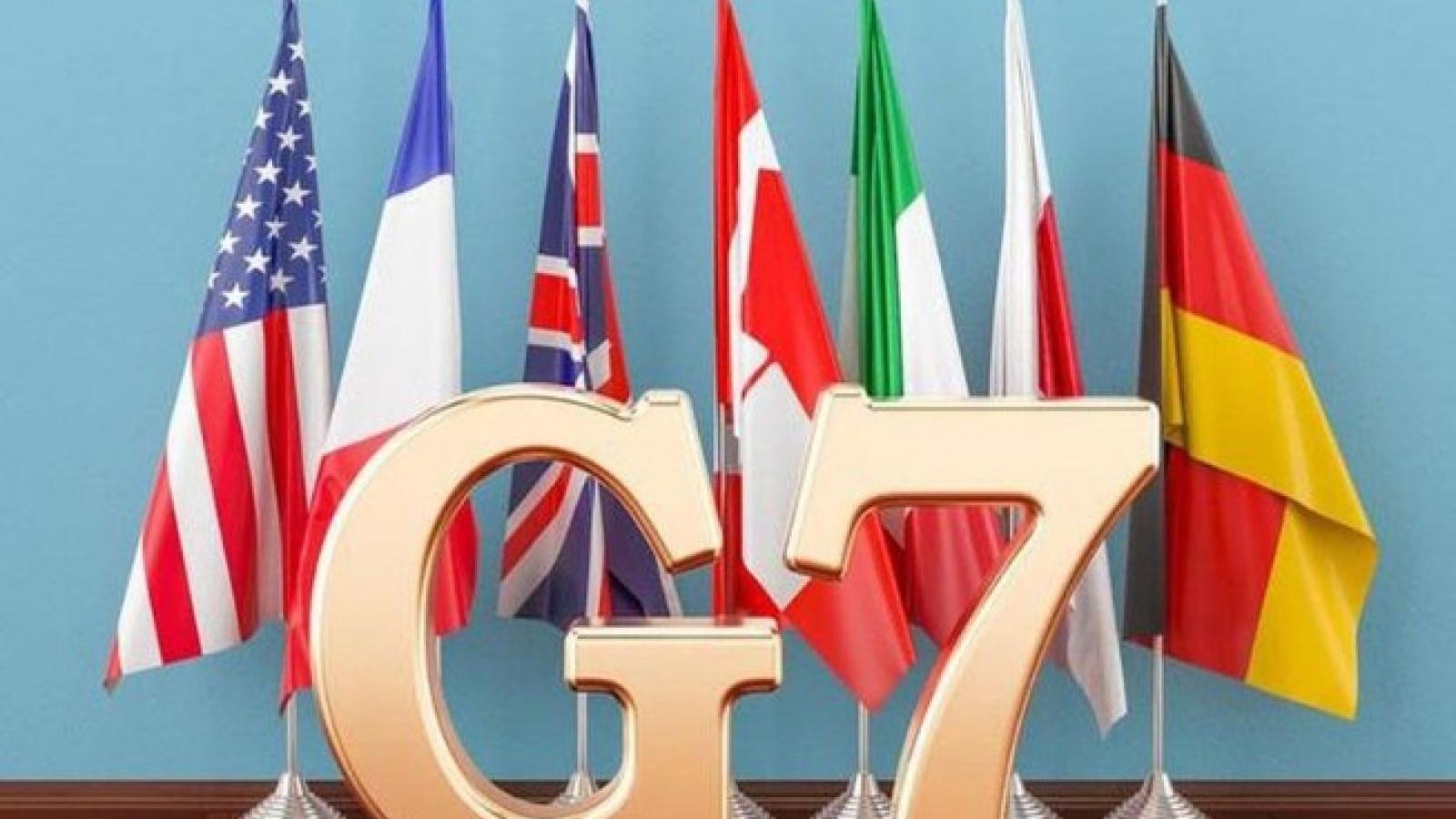 Anh mời Ấn Độ dự Thượng đỉnh G7