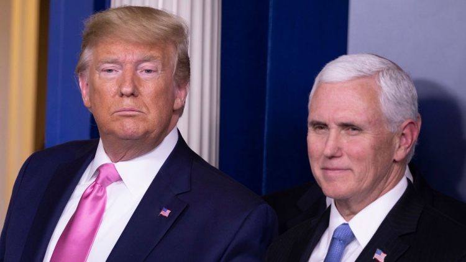 Trump - Pence lần đầu nói chuyện sau vụ bạo loạn ở Điện Capitol