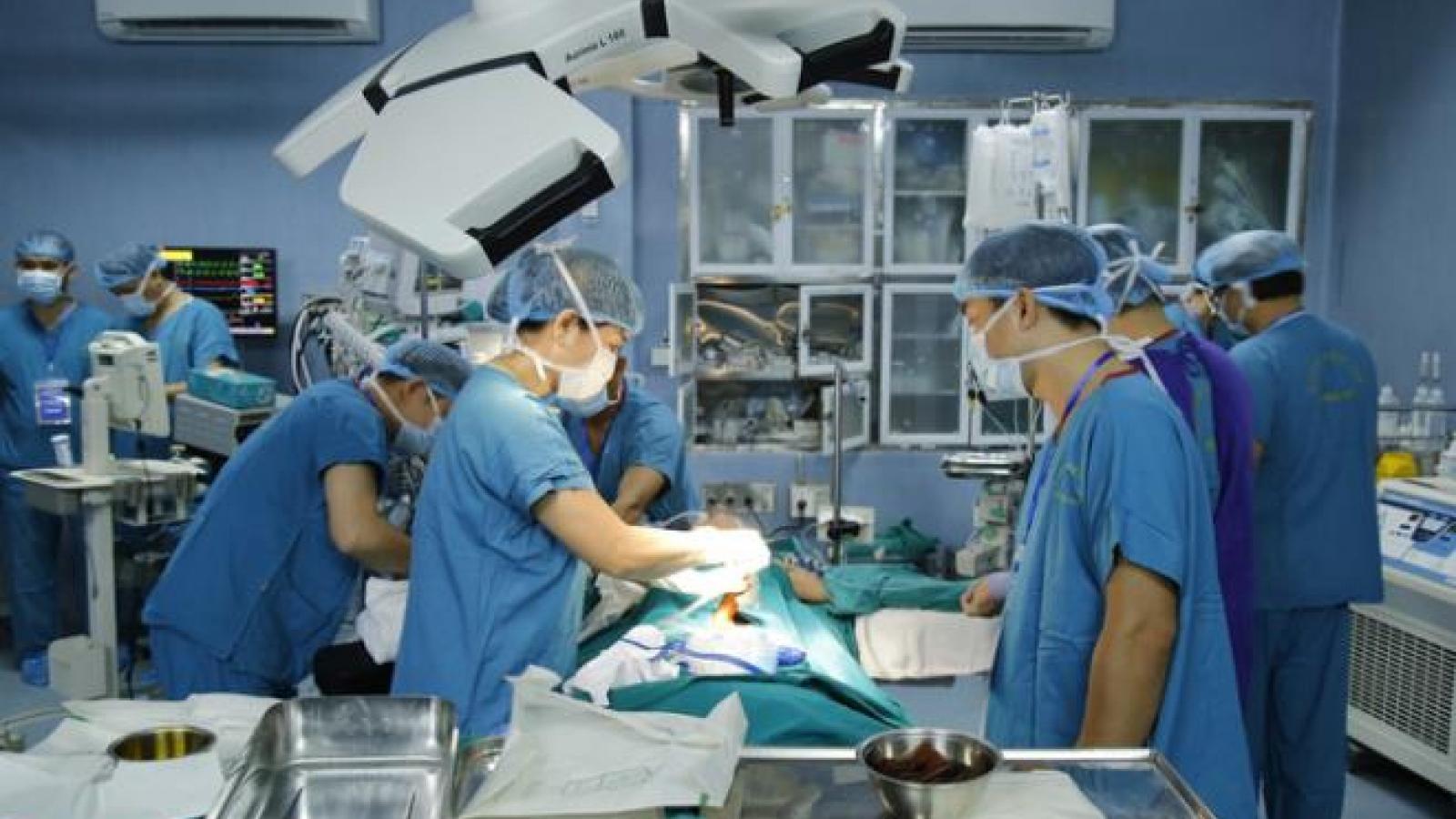 Hàng loạt kỷ lục mới trong lĩnh vực ghép tạng ở Việt Nam