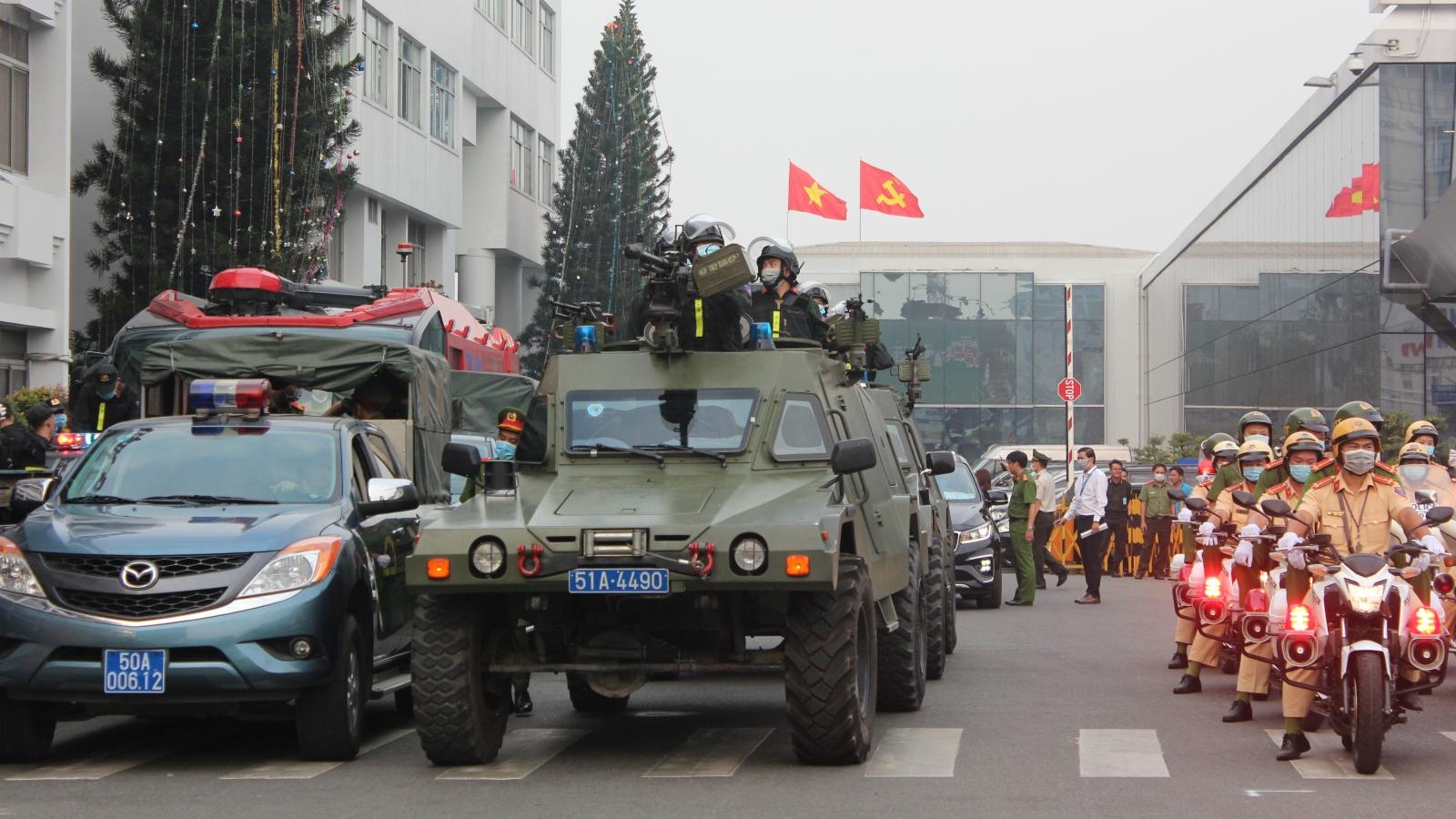 TP HCM bảo vệ tuyệt đối an ninh, an toàn Cảng hàng không trước và sau Đại hội Đảng