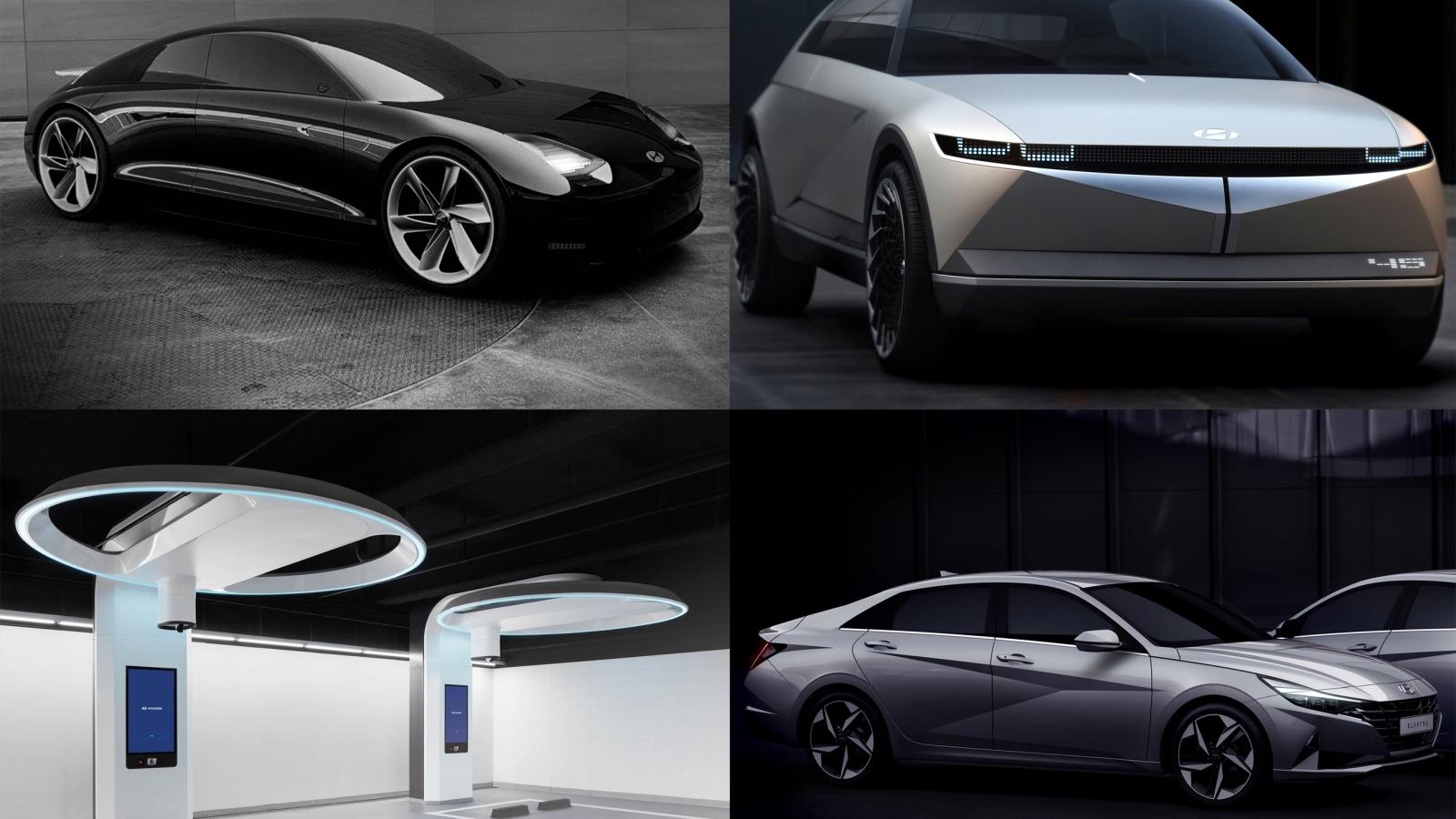 Giải thưởng thiết kế đẹp gọi tên Hyundai, Genesis và Kia