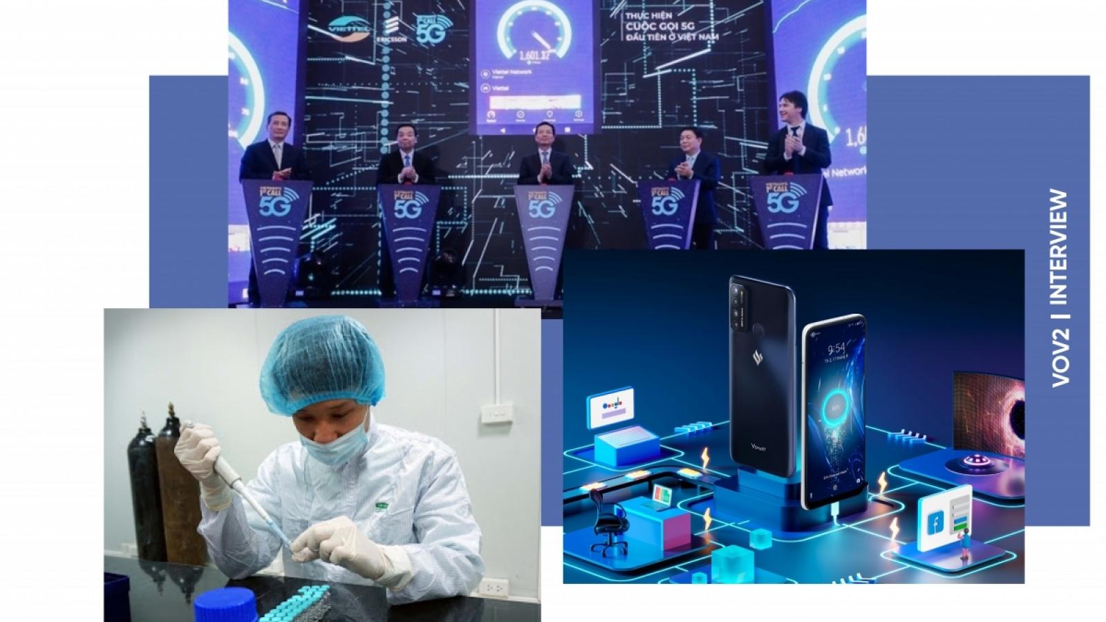 """Việt Nam cần có một cơ chế """"khoán 10"""" trong khoa học công nghệ"""