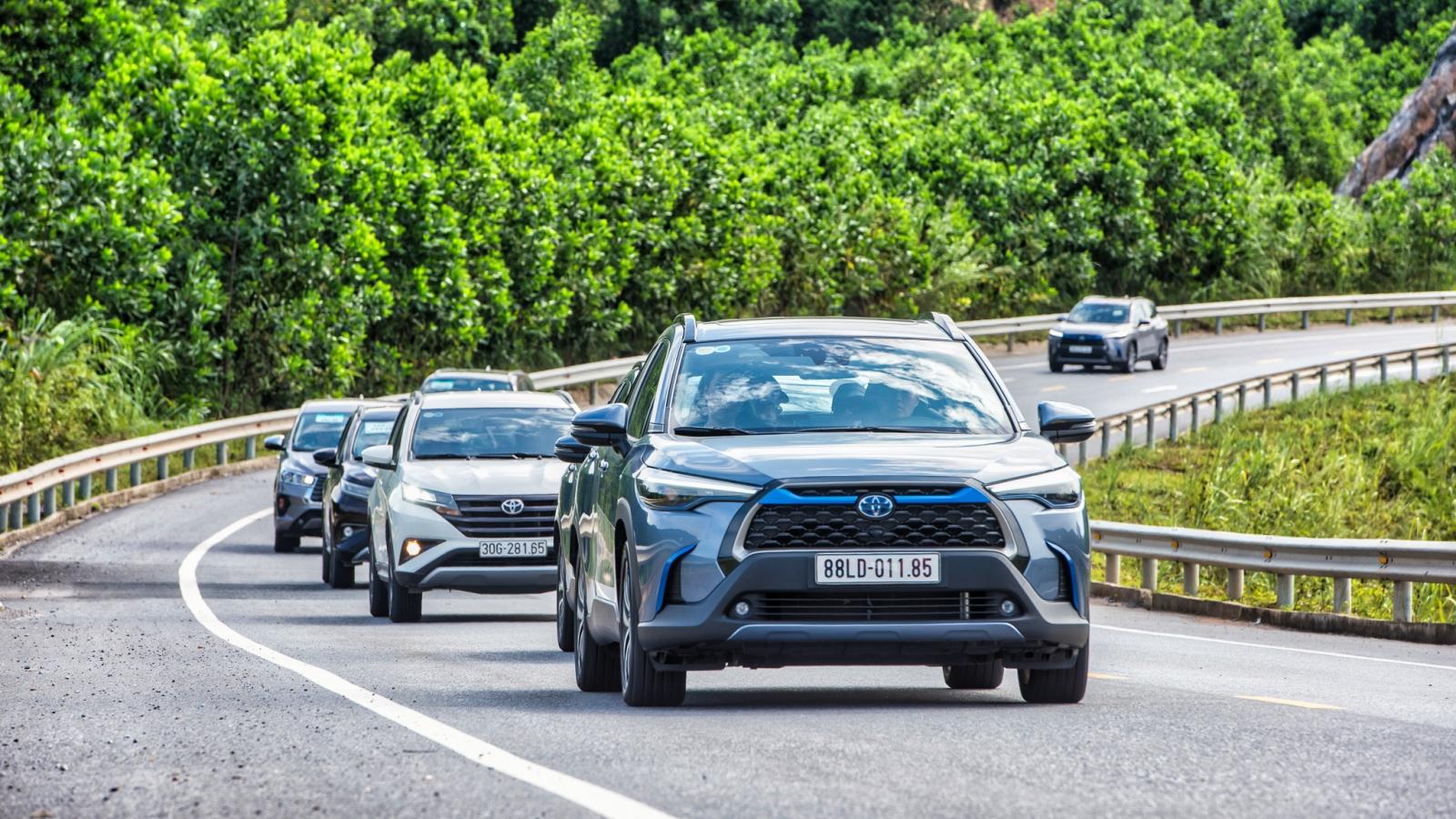 Bất chấp đại dịch Covid-19, Toyota Việt Nam vẫn bứt phá trong năm 2020