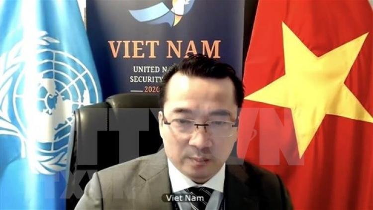 Vietnam calls for international community to support Syria