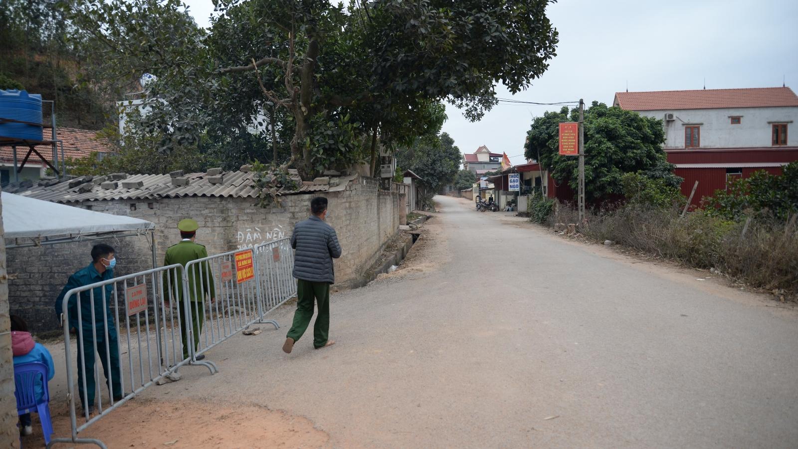 Thực hiện giãn cách xã hội toàn TP. Chí Linh (Hải Dương) từ 12 giờ trưa nay