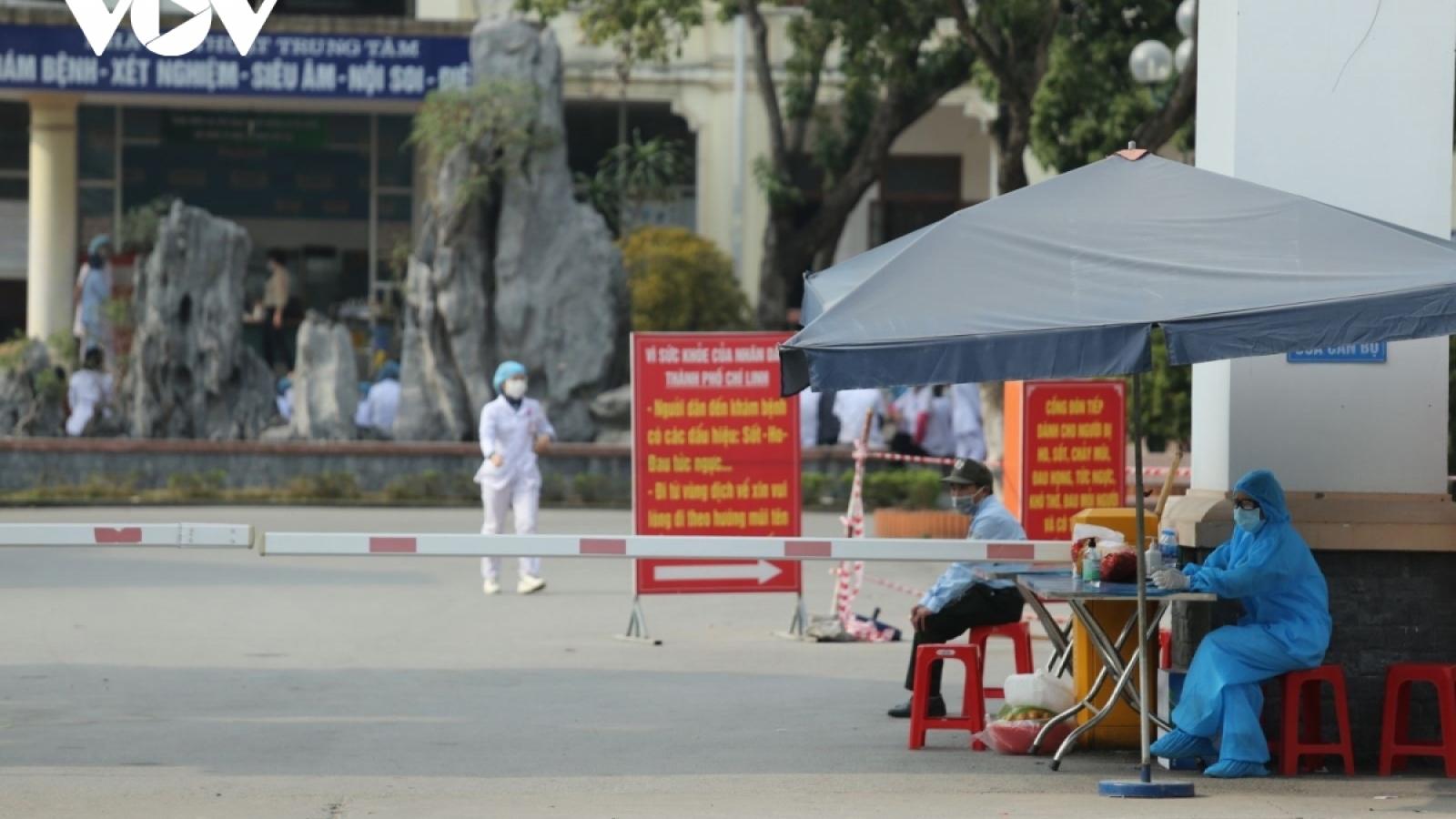 Hà Nội thông báo khẩn: Tìm lái xe chở ca mắc COVID-19 đi Thái Bình