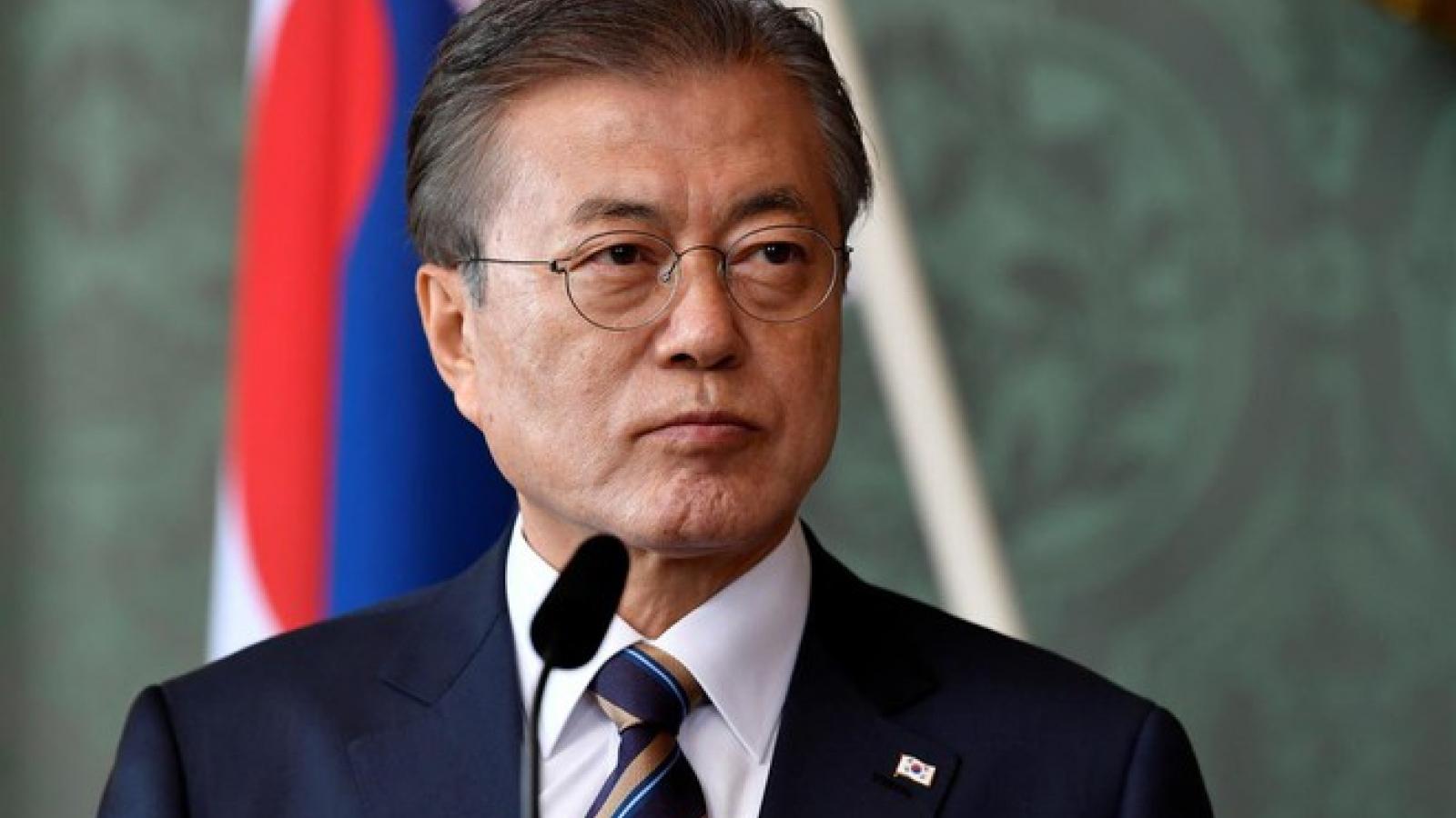 Hàn Quốc dồn lực giải quyết vụ tàu bị Iran bắt giữ