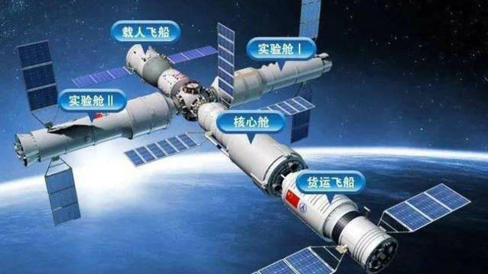 Trung Quốc sắp phóng module lõi của trạm không gian lên vũ trụ