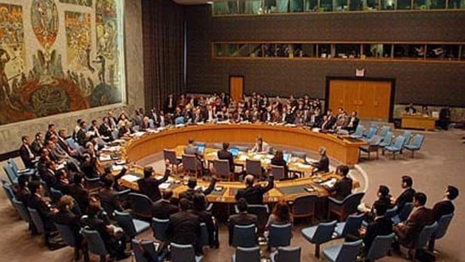 Ấn Độ bắt đầu nhiệm kỳ thành viên không thường trực HĐBA LHQ