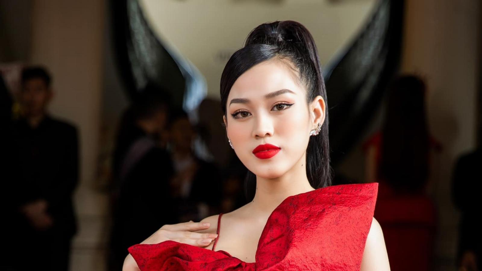 """Hoa hậu Đỗ Thị Hà lọt top 10 """"chiến binh sắc đẹp"""" Miss World do Missosology bình chọn"""