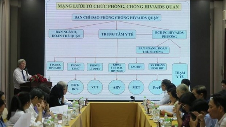 HCM City sees high HIV infection risk from undetected virus carriers