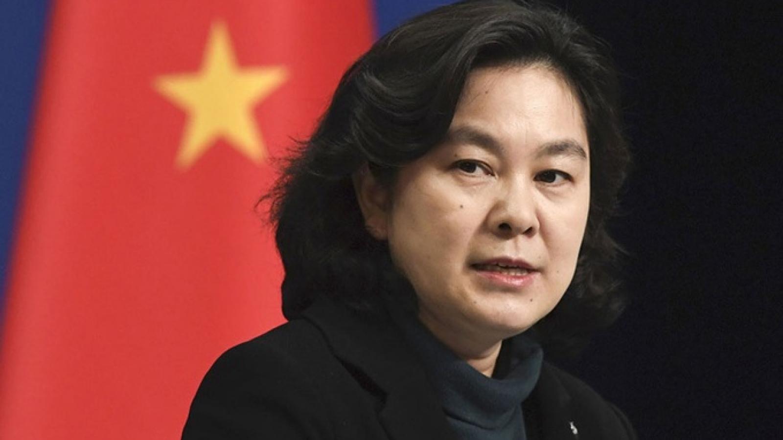 Trung Quốc phản ứng về bạo loạn ở trụ sở quốc hội Mỹ, Nhật Bản nhất quán ủng hộ Joe Biden