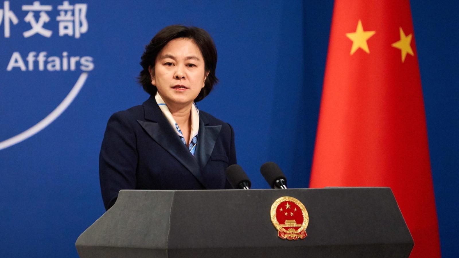 Trung Quốc trao đổi với WHO về thủ tục nhập cảnh của nhóm điều tra Covid-19