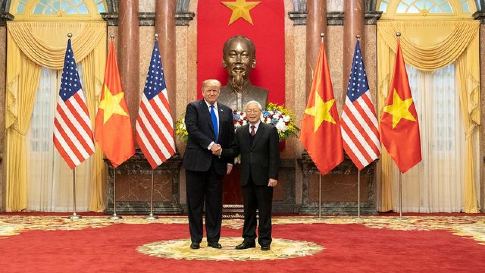 Hầu hết các Đảng trên thế giới đã thừa nhận vai trò lãnh đạo của ĐCS Việt Nam