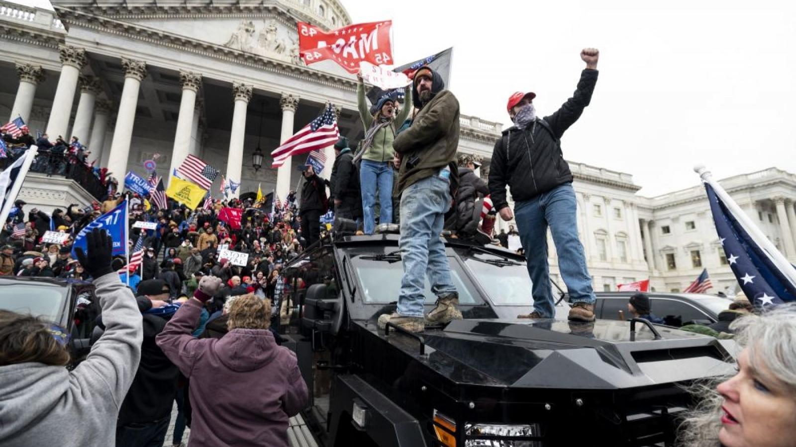 Người dân Mỹ được cảnh báo về các mối đe dọa khủng bố trong nước