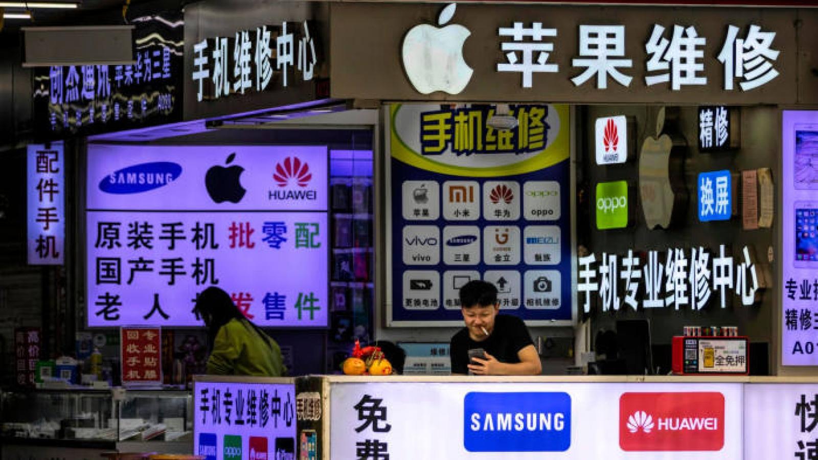 """Động lực giúp Trung Quốc ôm hy vọng """"soán ngôi"""" Mỹ ?"""