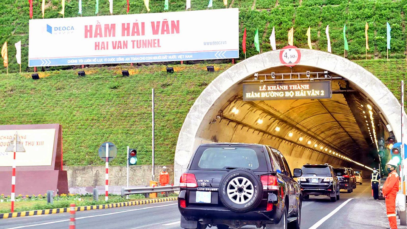 Lý do hầm Hải Vân 2 vừa khánh thành lại sắp phải đóng cửa?