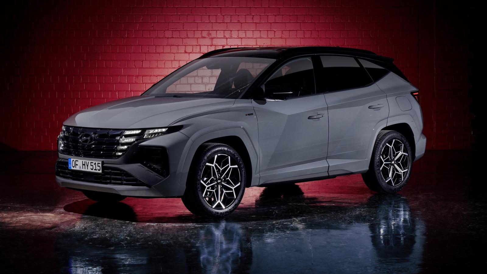 Hyundai Tucson thể thao hơn bản N Line