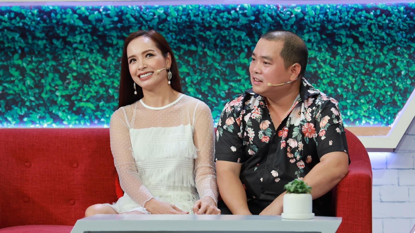 Thúy Hạnh bỏ quên chồng ở sân bay, Minh Khang bật khóc vì lạc vợ