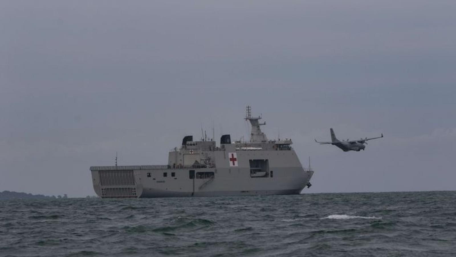 Indonesia cần 1 năm để điều tra nguyên nhân vụ máy bay Sriwijaya rơi