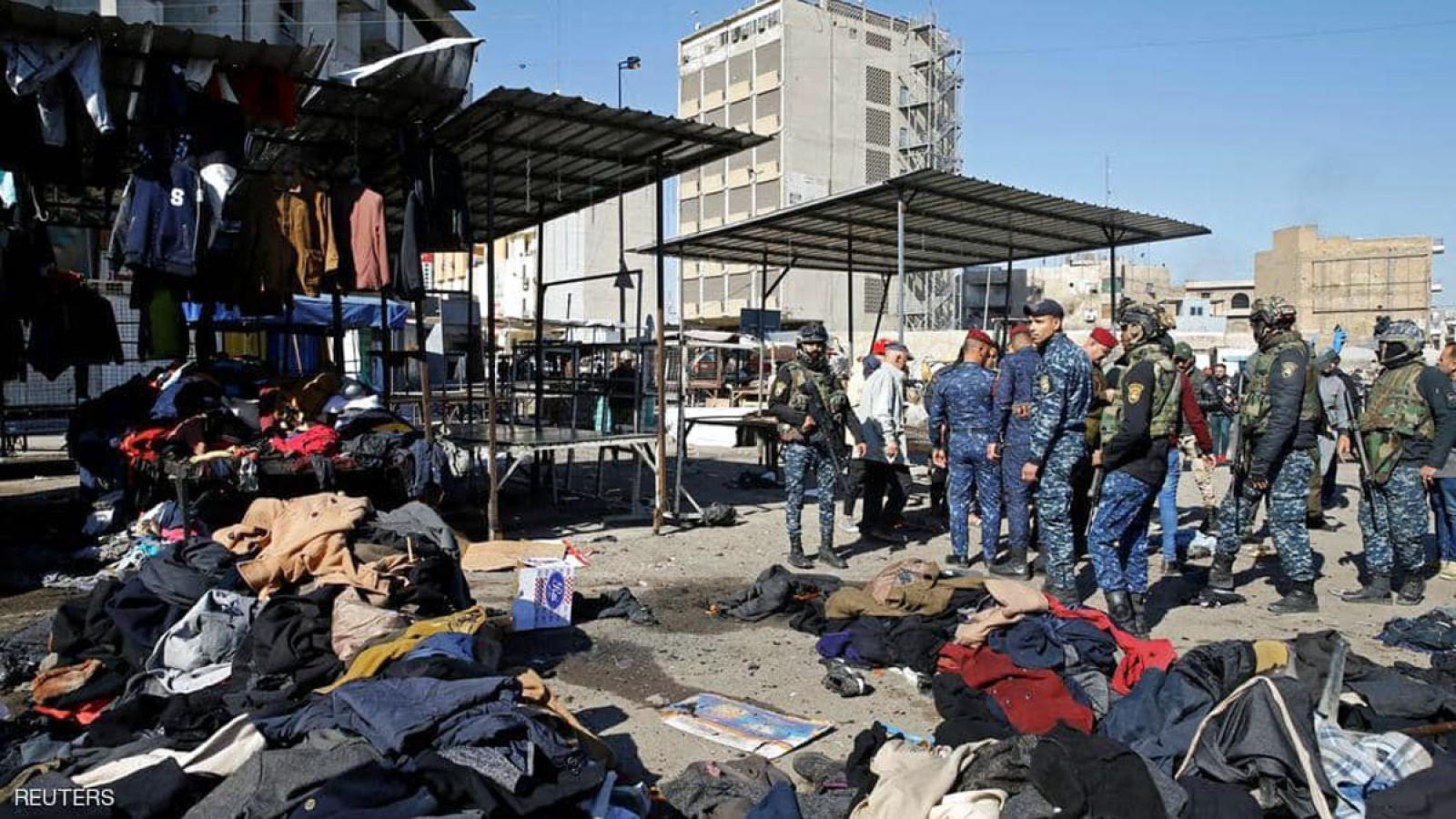 Hơn 100 người thương vong ở Iraq và dấu vết IS