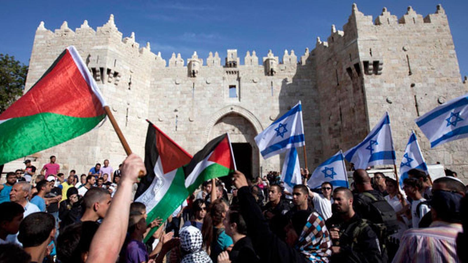 Những tín hiệu tích cực trong giải quyết xung đột Israel-Palestine