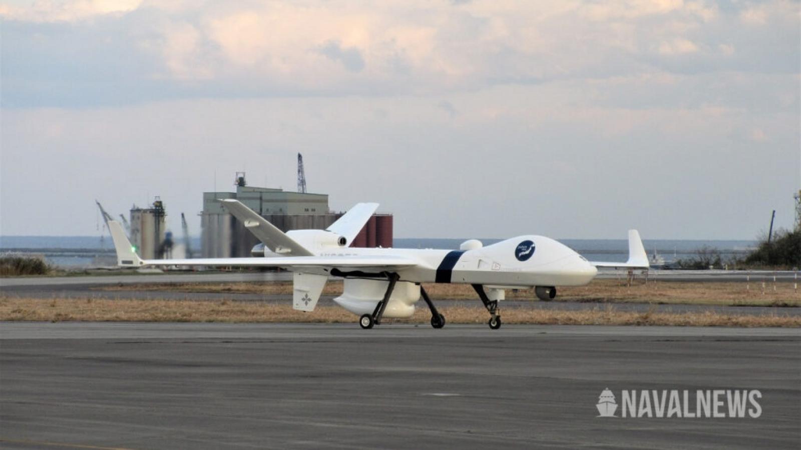 Nhật Bản đặt mục tiêu phát triển máy bay không người lái vào trước 2035